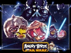 #angrybirdsstarwars : un premier aperçu du jeu de ce que sera Angry Birds Star Wars!