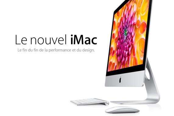 Nouvel iMac