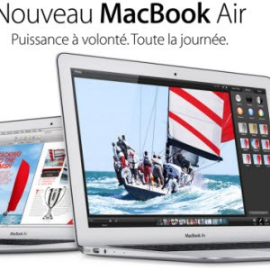 #WWDC2013 - Retour sur le MacBook Air version 2013