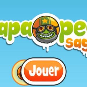 Papa Pear Saga, le jeu des créateurs de Candy Crush Saga, maintenant disponible sur mobile!