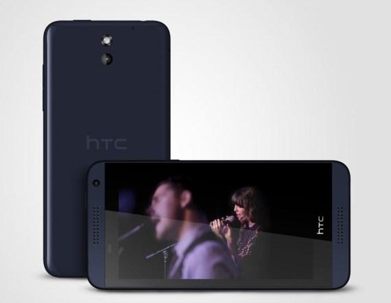 #MWC2014 - HTC présente les HTC Desire 610 et HTC Desire 816