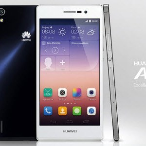 Huawei dévoile officiellement le Ascend P7