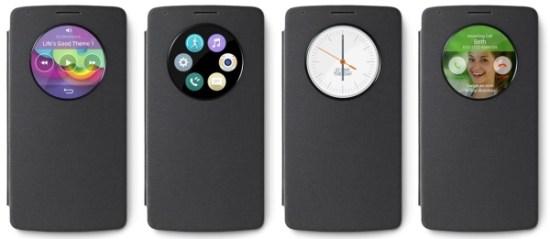 LG QuickCircle : le compagnon indispensable du LG G3