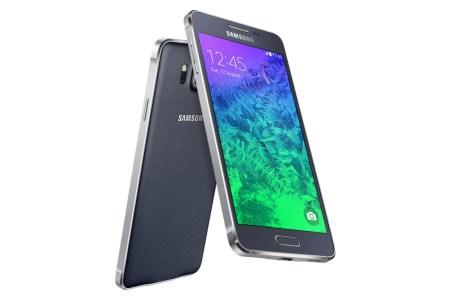 Samsung Galaxy Alpha Noir 11