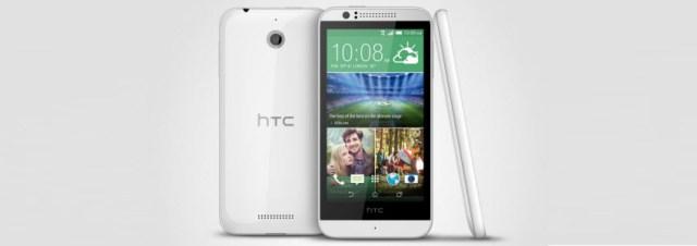 HTC annonce le Desire 510, un smartphone 4G à moins de 200 euros