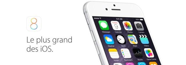 Télécharger et installer l'iOS 8 GM dès maintenant même sans compte développeur