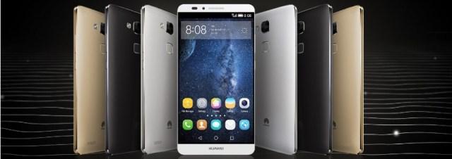 #IFA2014 - Huawei dévoile un smartphone équipé d'un écran de 6