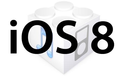 L'iOS 8 est disponible au téléchargement [liens directs]
