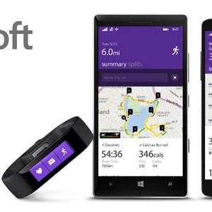 Microsoft Band : le bracelet connecté dédié à la santé