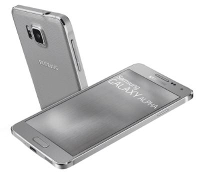 Samsung Galaxy Alpha : un smartphone puissant et élégant [Test]