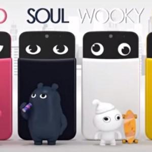 LG AKA : un nouveau smartphone LG qui observe et s'exprime