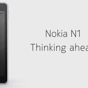 Nokia N1 : 1ère tablette Nokia sous Android et Z Launcher