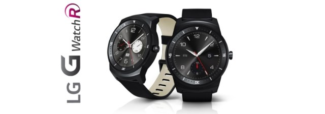 Prise en main de la LG G Watch R