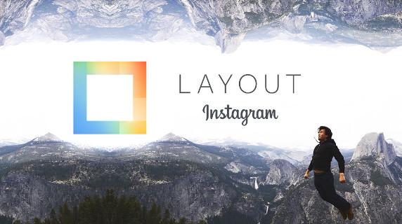 Instagram Layout