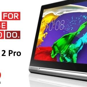 Lenovo Yoga Tablet 2 Pro : une tablette aux multiples facettes