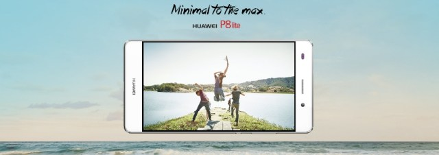 Huawei lance officiellement son P8lite