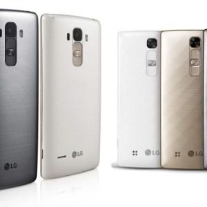 LG lance officiellement les LG G4 Stylus et LG G4c