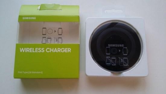 Le chargeur à induction Samsung : un accessoire premium pour le Galaxy S6 Edge [Test]