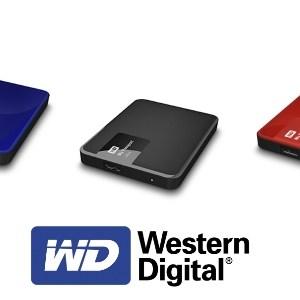 Le Western Digital My Passeport fait peu neuve