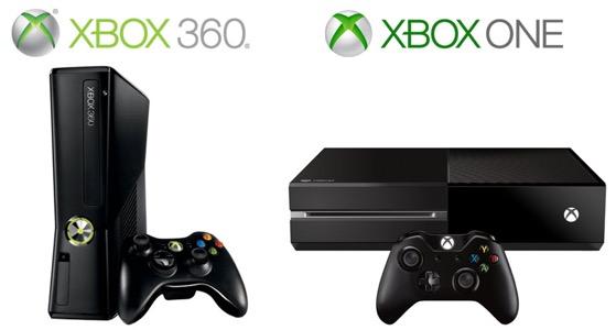 #E32015 - Jouer aux jeux Xbox 360 sur Xbox One dès la fin de l'année !