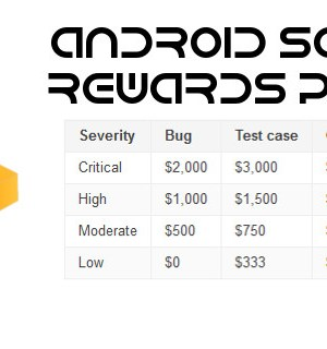 Android Security Reward Program
