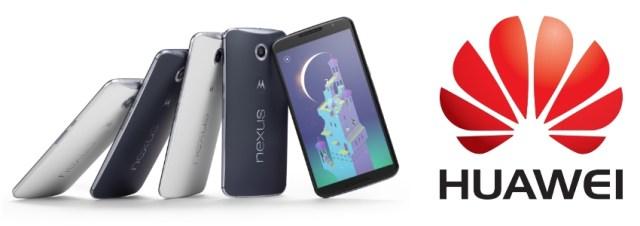 Le développement d'un Nexus par Huawei se confirme