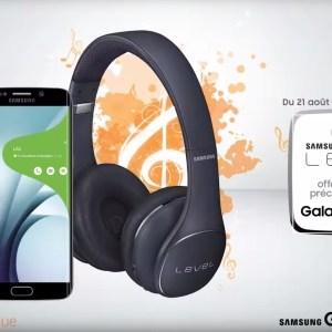 Top départ des précommandes du Samsung Galaxy S6 Edge+ !