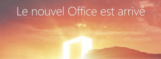 Microsoft Office 2016 : principales nouveautés et tarifs