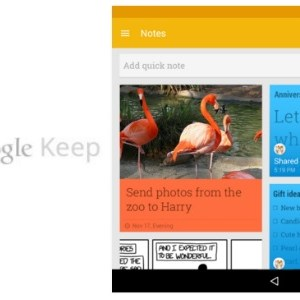 L'application Android Google Keep accepte désormais les dessins