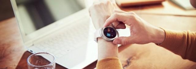 Samsung Gear S2 : vers une compatibilité avec l'iPhone