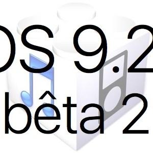 L'iOS 9.2.1 bêta 2 est disponible pour les développeurs