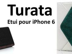 Etui portefeuille Turata pour iPhone 6 [Test]