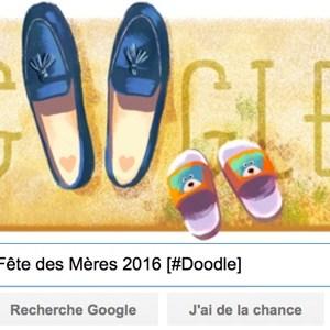 Google célèbre la Fête des Mères 2016 [#Doodle]