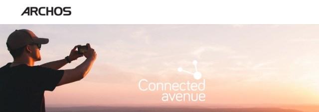 Archos - Découverte des premiers produits Connected Avenue : le GhostDrone 2.0 et la draisienne Archos E6