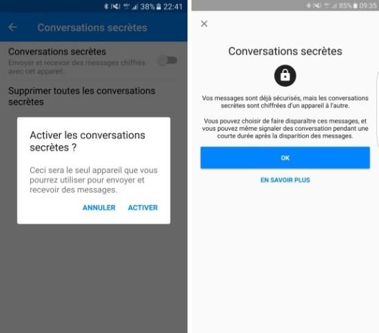 Comment démarrer une conversation secrète sur Facebook Messenger ? [#Tutoriel]