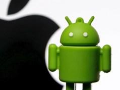 Android : une part de marché de près de 90% au 3ème trimestre 2016
