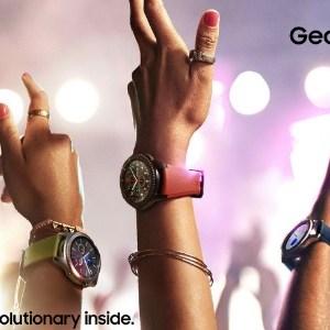 Samsung dévoile tous les secrets de sa Gear S3