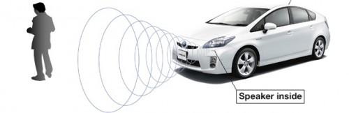 Les voitures électriques devront faire du bruit aux États-Unis