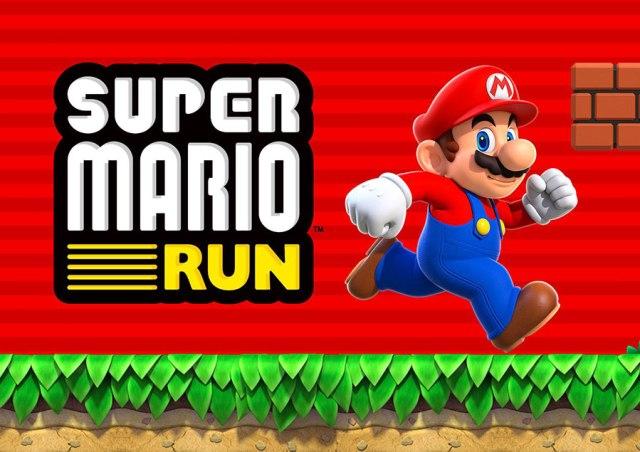 Super Mario Run arrivera le 15 décembre sur iOS pour l'instant