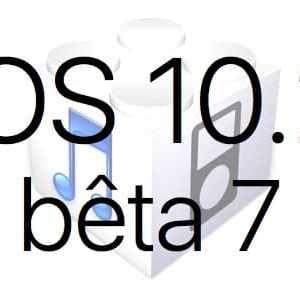 L'iOS 10.2 bêta 7 est disponible pour les développeurs et en bêta publique