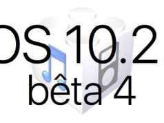 L'iOS 10.2.1 bêta 4 est disponible pour les développeurs