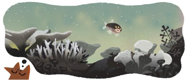 Google fête la Journée de la Terre 2017 et des astuces pour la préserver [#Doodle]