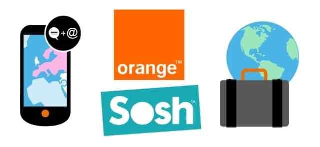 Fin du roaming : les forfaits Orange et Sosh seront utilisables en Europe à partir du 18 mai