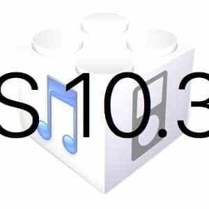 L'iOS 10.3.3 est disponible au téléchargement [liens directs]
