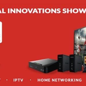 #IFA2017 : Strong va présenter de nouveaux produits dans domaine du réseau et de la TV