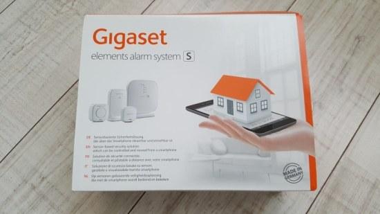 Gigaset Elements S : un système pour s'initier à la surveillance connectée [Test]