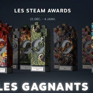 Le résultat des Steam Awards 2017 [Best Of]