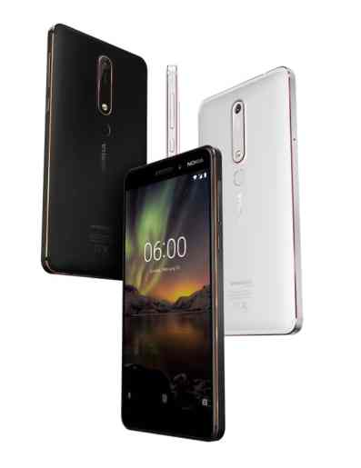 #MWC2018 - Nokia dévoile 5 nouveaux smartphones dont un nouveau Nokia 8810