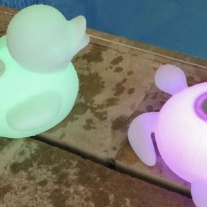 Bigben dévoile sa gamme d'enceintes sans fil Lumin'US Outdoor