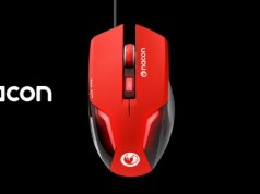 Test de la souris Nacon GM-105